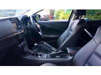 2015 Mazda 6 2.2d Sport Nav 4dr Manual Diesel Saloon