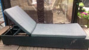 chaise longue pour vente rapide