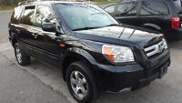 2007 Honda Pilot EX 4WD *EXCELLENT CONDITION | 1 OWNER | 8 PASS*