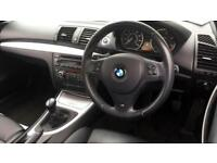 2011 BMW 1 Series 123d M Sport 2dr Manual Diesel Coupe