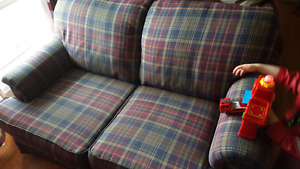 Whole home love seat