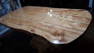 BRAND NEW LOG WOOD FURNITURE AS SEEN OR TO ORDER