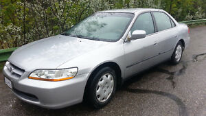 Honda Accord LX Sedan