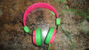 casque d'écoute réduction son pour enfant