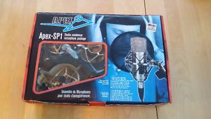 Apex-SP1 Microphone package