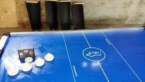 Full size- Arcade style- RHINO 7.5ft- air hockey table
