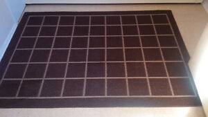 Space rug in good condition