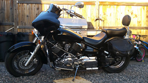 2003 Yamaha V Star Classic REDUCED