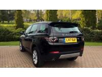 2017 Land Rover Discovery Sport 2.0 TD4 180 HSE 5dr Automatic Diesel 4x4