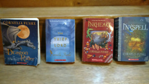 4 Cornelia Funke chapter books