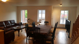 1500 sq furnished home 1300$