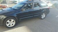 2005 Subaru Outback XT 5 spd TURBO Rare!!