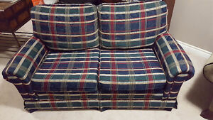 Two love seat couches Cambridge Kitchener Area image 3
