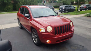 2009 JEEP COMPASS NORTH SPORT - CERTIFIED!  4X4! WE PAY HST!