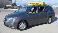 2008 Honda Odyssey EX-L, 8 pass.Leather, roof, Warranty availabl