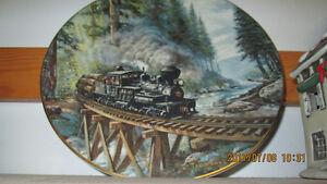 Train Collector Plates
