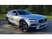 2017 Volvo V90 2.0 D5 PowerPulse Cross Countr Automatic Diesel Estate