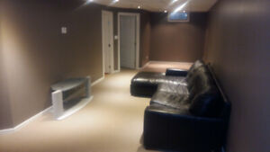 Full finished and Furnished suite- East Indian Landlord