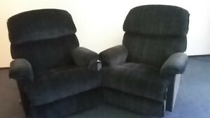 2 Recliners that need to go!!!