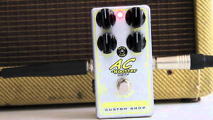 Xotic Effects USA - AC Booster+ Comp