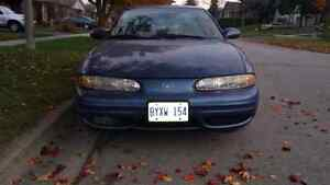1999 Oldsmobile Alero  Kitchener / Waterloo Kitchener Area image 6