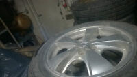 """16"""" 5x100 rims for cavalier or grand am 1991-2004"""