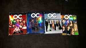 4 seasons of the oc