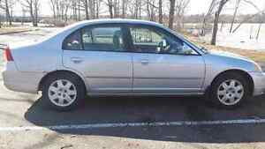 2003 Honda Civic Sedan 4 door automatic