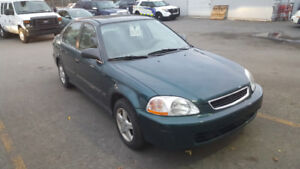1997 Honda Civic EX w/ABS Other