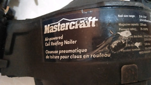 Cloueuse pneumatique mastercraft