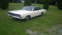 1968 Ford LTD Brougham ** LOW MILES**