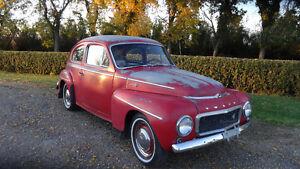 1960 volvo pv544 sport 2 door coupe 544 vintage volvo