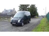 2013 Ford Transit 125 MWB High roof Trend