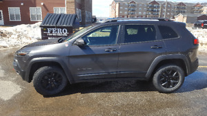 2016 Jeep Cherokee Trailhawk SUV, Crossover
