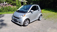 Smart Fortwo Brabus Coupé (2 portes)(Négociable)