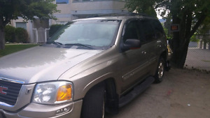 2003 GMC ENVOY SLT 4X4 FULLY LOADED.! Need gone as were moving T