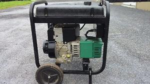 Génératrice Portable Coleman Powermate 10HP. power base 5000