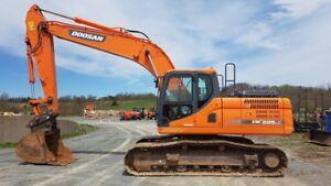 2014 Doosan DX225LC-3 Excavator