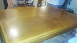 Teak Dining Set/Table and 4 Chairs