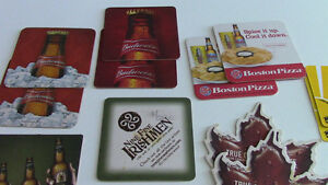 Beer Coasters, Lots of Variety, Old & New Kitchener / Waterloo Kitchener Area image 9