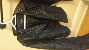 Faux leather Nicole Benisti Biker Jacket