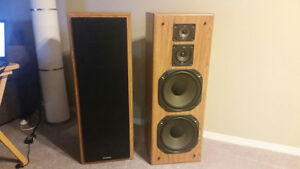 Fisher speakers - excellent sound