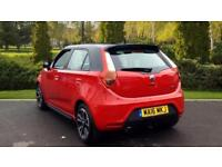 2016 MG MG3 3 STYLE LUX VTI-TECH Manual Petrol Hatchback