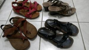Magnifiques sandales femmes de marque