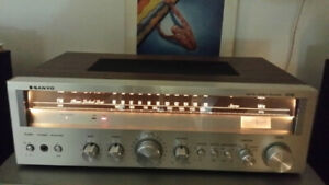 Sanyo Receiver Home Stereo