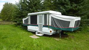 1994 Coleman Fleetwood Sequoia Tent Trailer