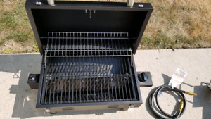 Travel Trailer Bumper Mountable BBQ