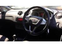 2010 SEAT Ibiza 1.6 TDI CR Sport 3dr Manual Diesel Hatchback