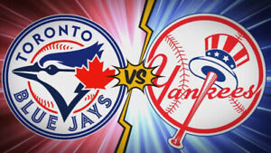 SERIES FINALE✯✯Toronto Blue Jays v NY Yankees✯✯SUN Sep 15 1:07PM