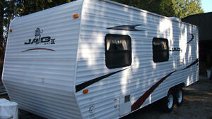 2007 Jag By KZ mod23,24ft,only3574lbs,sleeps6,$8900,519-983-0707